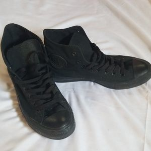 BLACK 《Converse》 👟👟